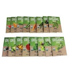 top 10 best organic seeds for vegetable gardens heavy com