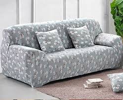 one piece stretch sofa slipcover imported and floral design 4 seater elastic sofa cover sofa