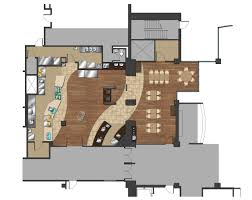 Floor Plan View by Ryan W Knope Rendering And Visualization