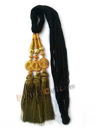 paranda hair accessory punjabicart products parande mehndi designer paranda