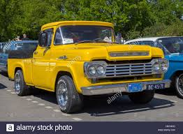 Old Ford Unibody Truck - vintage ford f100 stock photos u0026 vintage ford f100 stock images