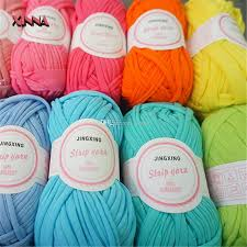 2017 300m diy knitting for rugs woven thread cotton cloth yarn