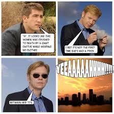Csi Miami Memes - csi miami jokes sunglasses meme louisiana brigade thor csi miami