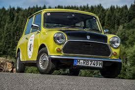 Asa Bad Driburg Zurück In Die 70er Mit Dem Classic Mini Von Mr Bean Auto Und