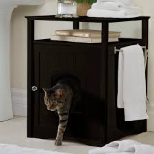 Night Tables Cat Washroom And Night Stand Espresso With Same Day Shipping