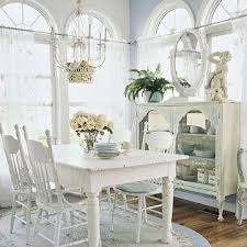 Shabby Chic Dining Table Sets Marvelous White Shab Chic Dining Table And Chairs 11 On For