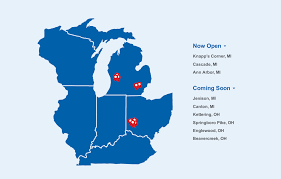 Monroe Michigan Map by Meijer Curbside Expands To 8 Stores In Michigan Ohio Mlive Com