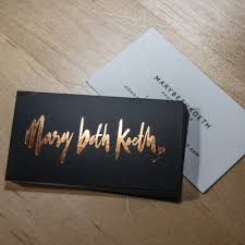 foil sted business cards foil sted business cards sliver