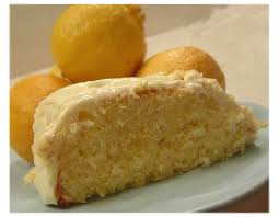 easy yellow pound cake with lemon glaze recipe pound cakes