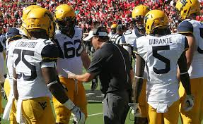 Football Conference Table Can West Virginia Run The Table In The Big 12 Conference