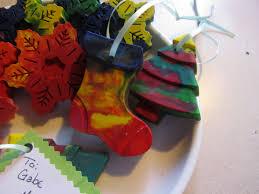 twelve crafts till sunday craft crayon ornaments