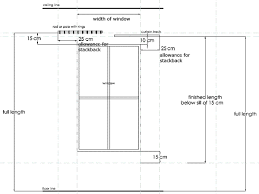 Width Of Curtains For Windows Curtain Measurements Width By Length Functionalities Net