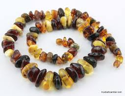large beads necklace images Necklaces natural large multi baltic amber beads necklace jpg