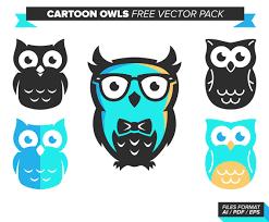 cartoon owl free vector pack vector art u0026 graphics freevector com