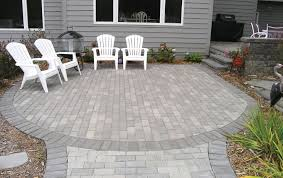 Patio Pavers Patios Gallery Willow Creek Paving Stones