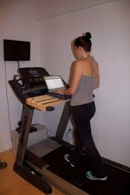 Mini Treadmill Under Desk My Treadmill Desk U2013 Corrie Haffly Treadmill Desk Pinterest