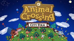 animal crossing city folk nintendo fan forum