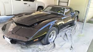corvette project for sale 1975 corvette project restoration for sale houston tx