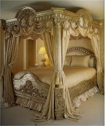 King Size Canopy Beds Simpe Bedroom Decorating With King Size Canopy Bed With Curtains
