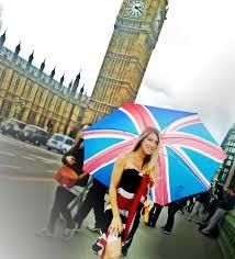 british flag shoot in london fail glitter u0026mud