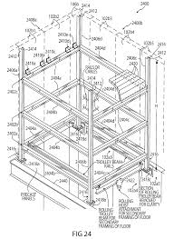 patent us8074414 precast wall panels and method of erecting a