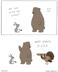 happy thanksgiving animels thanksgiving humor