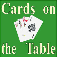 cards on the table all cards on the table henry kotula