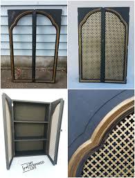 Vintage Armoire Vintage Armoire Doors Cabinet My Repurposed Life