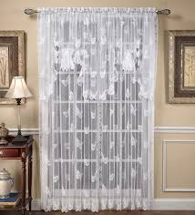 butterfly lace curtain panel lace curtain panels for budget home