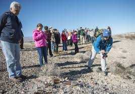 Tule Springs Fossil Beds National Monument Tours Of Tule Springs Fossil Beds Spotlight Preservation Efforts