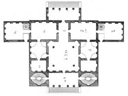 italian villa floor plans i the symmetry of palladio s style this is villa cornaro