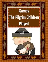 thanksgiving the pilgrim children played a free printable