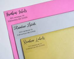 return address etsy