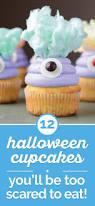 12 Halloween Cupcakes You U0027ll Be Too Scared To Eat Pastelitos De
