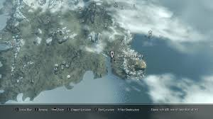 Solstheim Map Map Markers Solstheim At Skyrim Nexus Mods And Community