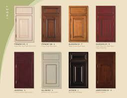 kitchen cabinet door styles options modern cabinets