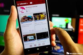 how to stream youtube videos from windows phone to the xbox one