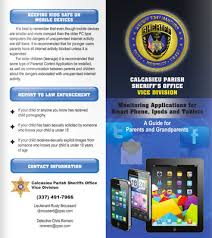 cpso on monitoring applications for smart phone ipods and tablets