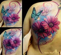 purple butterfly search tattoos ink