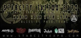 tattoo expo erfurt star city tattoo and arts expo