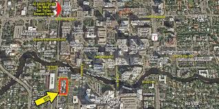 Fort Lauderdale Map Downtown Fort Lauderdale 1st Avenue Residences