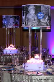 Football Centerpieces New York Giants Football Bar Mitzvah Photo Gallery Jew It Up