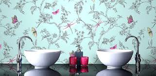 bathroom wallpaper ideas purple bathroom wallpaper purple bathroom wallpaper border