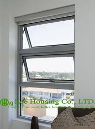 Awning Style Windows Aliexpress Com Buy Clear Tempered Safety Glass Aluminum Awning