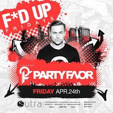 Dj Favor by Favor Fd Up Fridays Orange County Ca Eventvibe
