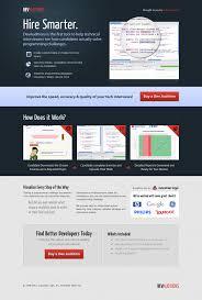 Home Design And Decor Context Logic 36 Creative Landing Page Design Examples A Showcase And Critique