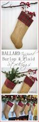 confessions of a plate addict ballard inspired burlap and plaid i hope you enjoyed a little peek at my christmas stockings please visit these wonderful bloggers and their beautiful blogs to see what they are up to and