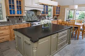 Flowers Boston - blue flower granite kitchen contemporary with flowers boston