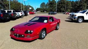 1988 chevrolet camaro iroc z 1988 chevrolet camaro for sale in