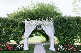 wedding arches houston garland for wedding arch atdisability